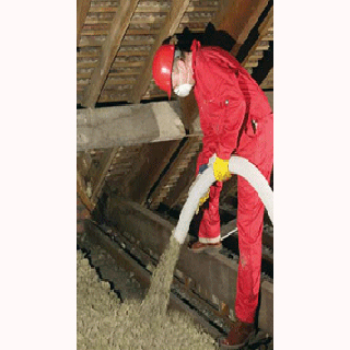 Attic insulation galway mayo for Blown rockwool insulation